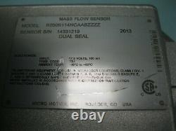 1/2 300# Micro Motion R050 Sensor 1700 I11 AB MSZZZ Transmitter NEW D15 (2367)