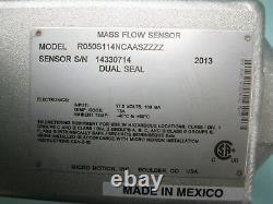 1/2 300# Micro Motion R050 Sensor 1700 I12 AB ASZZZ Transmitter NEW A9 (2367)