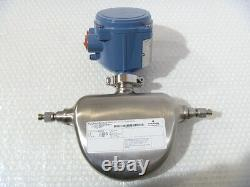 1/4 Micro Motion CMFS010M323N0AMECZZ Flow Sensor 2400S Transmitter MFD 2012 NEW