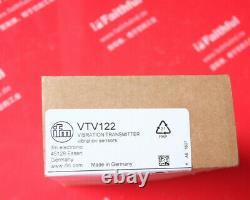 1pc New IFM Vibration Sensor Transmitter VTV122