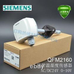 1pcs New For Siemens QFM2160 Duct temperature and humidity sensor transmitter