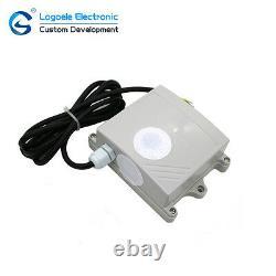 Ammonia Gas Detection Transmitter Concentration Sensor VOC Controller MODBUS
