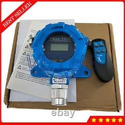 Ammonia Gas Detector Meter On-Line NH3 Gas Transmitter Analyzer Alarm Function