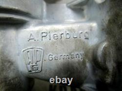 Audi 100 C2 2.1, Coupe 1.9 Typ 81 Kraftstoffpumpe Benzinpumpe Pierburg 72080150