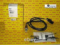 Audi, Volkswagen Oxygen Sensor BOSCH 0258007351, 17351 NEW OEM VW
