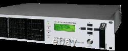 Broadcast Fm Transmitter Sensor 2000w Fm Professional Radio Equipment
