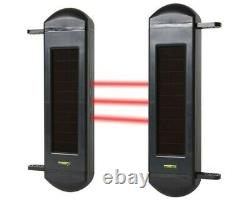 Dakota Alert BBT-4000 Break Beam Driveway Alarm Add On Wireless Solar Sensor NEW