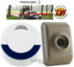 Dakota Alert Dcma-4000 Wireless Motion Driveway Security Alarm 1 Sensor New