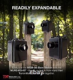 Dakota Alert MURS-BS-KIT Motion Sensor Kit MURS Alert Transmitter Box and