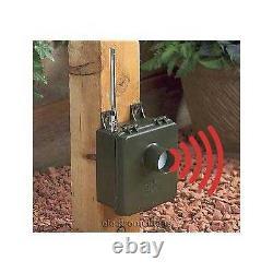 Dakota Alert Murs Ht Kit Driveway Alarm 2-way Radio 3 Transmitters/sensors