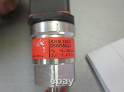 Danfoss AKS 3000 060G5604 pressure transmitter 0-100 psia 1-6V