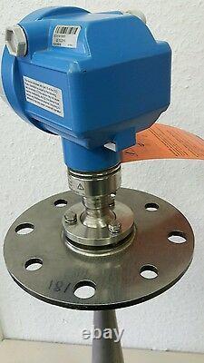 Endress Micropilot FMR250 Radar Füllstandssensor Level Transmitter DN100 60301-1