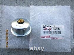 Fits 84 93 Toyota Pickup DLX Engine Oil Pressure Gauge Sender Sensor Oem New