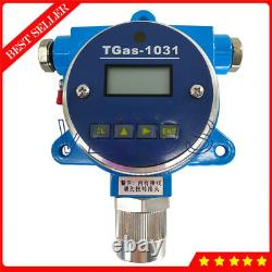 Flammable LPG CH4 Analyzer Gas Transmitter with Combustible Gas Detector Tester