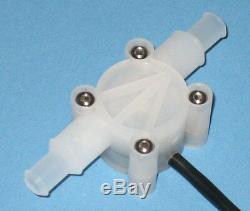 Fuel Flow Sensor/Sender/Probe for EFMS100 (motor fuel/gas gauge/monitor/meter)