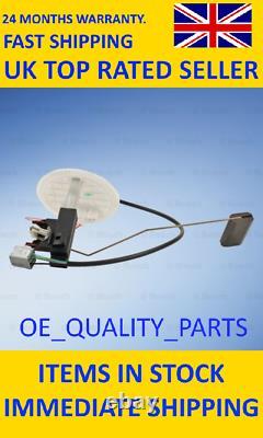 Fuel Level Sensor Sender Unit Tank Pump Assembly 1582980015 BOSCH for Volvo
