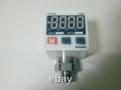 GAS LIQUID OIL Digital Pressure Sensor Switch Transmitter 4-20mA Current outpu