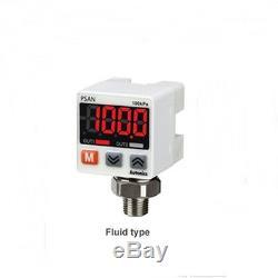GAS LIQUID OIL Pressure Sensor Transmitter PSAN-L1CA-R1/8 NPN 4-20mA output