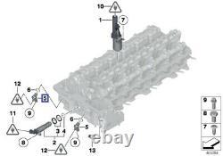 Genuine BMW Camshaft Speed Position Pulse Sensor Sender 13627525014
