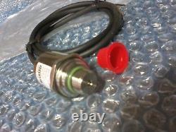 Hydac 5000psi 4-20MA Pressure Transducer / Transmitter / Sensor / HDA8471