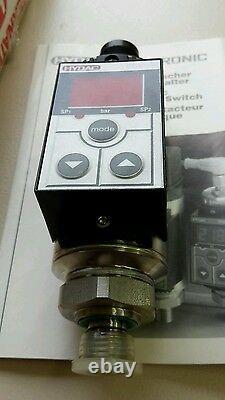 Hydac EDS300 Drucktransmitter 40bar Analog Pressure Transducer 151116-7