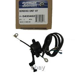 Johnson/Evinrude/OMC New OE Trim Tilt Sending Unit Sensor Sender 433462, 0433462