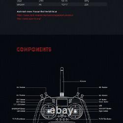 Jumper T-Lite 16CH Hall Sensor Gimbals CC2500/JP4IN1 Protocol Mode2 Transmitter