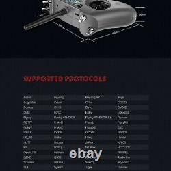 Jumper T-Lite 16CH Hallsensor Gimbals CC2500 / JP4IN1 OpenTX Mode2 Sender