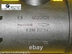 Mercedes-Benz Air Mass Sensor BOSCH 0280217114, 0000940948 NEW OEM MB MAF