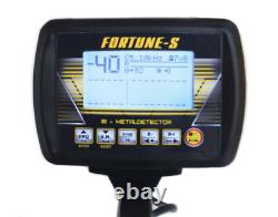 Metal Detector Fortune S. FM Transmitter, Frequency, from 5 to 30 kHz