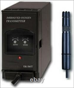 NEW TR-DOT1A4 Dissolved Oxygen Transmitter Sensor LUTRON Meter/Tester 020MG/ ya