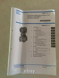 NEW Yokogawa EJA530A-ECS7N-04DN/SU2 Harp Pressure Transmitter in original box