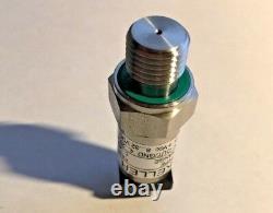 (New!) Pressure Sensor Transmitter, KELLER, PA-21Y, 0-400 bar (5800 psi), 4-20 mA