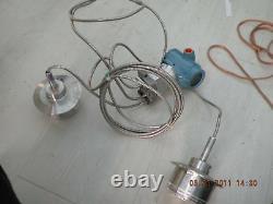 New Rosemount 3051 CD 2a Transmitter Pressure + 2 Sensor