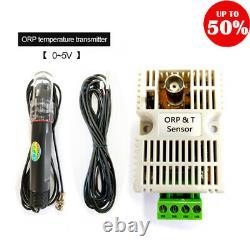 ORP Temperature Transmitter Detection Sensor Module Output 0-5V with Electrode