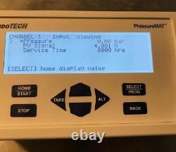 PendoTech PMAT3-BAR Monitor Transmitter 3 Pressure Sensor Inputs 1 Relay 3 Outpu