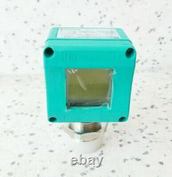 Pepperl+fuchs Lhcm1dr2-g5s2-emp12d Hydrostatischer Druck Transmitter Sensor