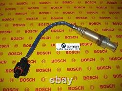 Porsche Oxygen Sensor BOSCH 0258005182, 15182 NEW OEM O2 Direct Fit