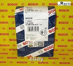 Porsche Oxygen Sensor BOSCH 0258006433, 16433 NEW OEM O2