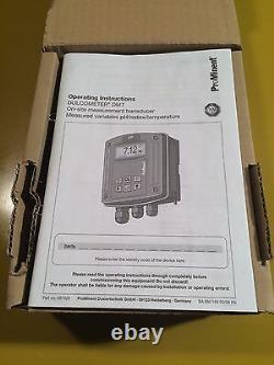 Prominent Transmitter DULCOMETER DMTa sensor measurement transducer PH chlorine