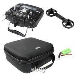 RADIOMASTER TX16S Hall Sensor Gimbal 2.4G 16CH Radio Transmitter with Bag Rocker