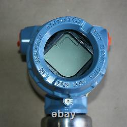 ROSEMOUNT 3051 3051S1TG3A2A11A1BB4E7M5Q8A0135 0-1500 kPag Pressure Transmitter