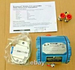 ROSEMOUNT Model 3144 Temperature Transmitter Smart / Hart