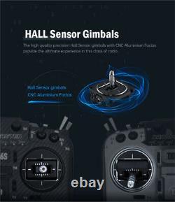 RadioMaster TX16S Hall Sensor Gimbals 2.4G 16CH RF System OpenTX Transmitter