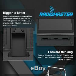 RadioMaster TX16S Hallsensor Kardanringe 2.4G 16CH RF System OpenTX Transmitter