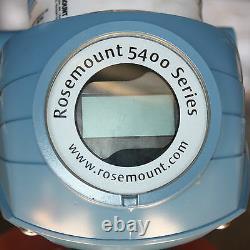 Rosemount 5400 series radar tank level transmitter 5402AH1NA4SPVCA M1C1C4Q4