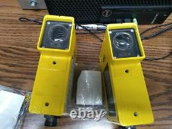 SICK Photoelectric Safety switches WSU 26-131A01 & WEU26-731A01 Sender/Receiver