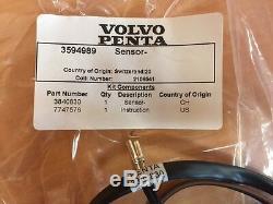 Volvo Penta 3594989 Trim Sender/Sensor 2-Wire SX-M Models Genuine OEM