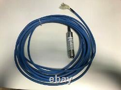 Wika IL-10 submersible hydrostatic pressure transmitter